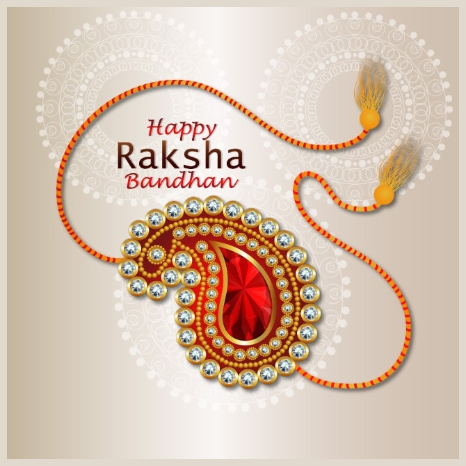 Happy Raksha Bandhan - AuraCare Dental Clinic
